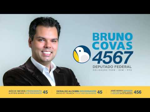 Jingle Bruno Covas 4567