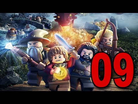 The LEGO Hobbit - Part 9 (Playstation 4 Let's Play / Walkthrough / Gameplay)