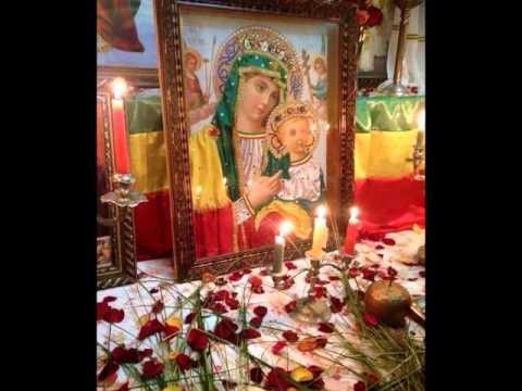 Ethiopian Orthodox Mezmur  Zemari Dawit Fantaye  Yiwedisiwa melaikt