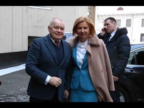 Башкан поблагодарила за информационную поддержку руководителя МИА «Россия сегодня» Дмитрия Киселева