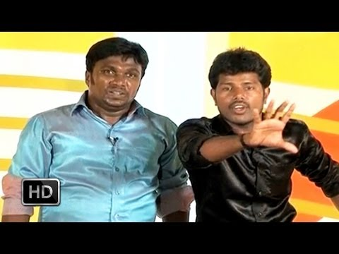 Tamil Comedy| If our actors became dance teachers | Part 2