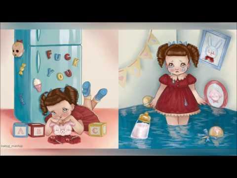 Melanie Martinez ² Mashup | Cry Baby Alphabet Boy #1