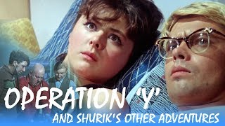 Operation Y and Shurik's Other Adventures with english subtitles