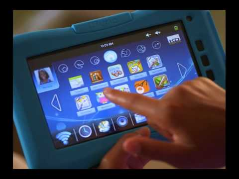 Kurio -- The Ultimate Android Tablet for Families!