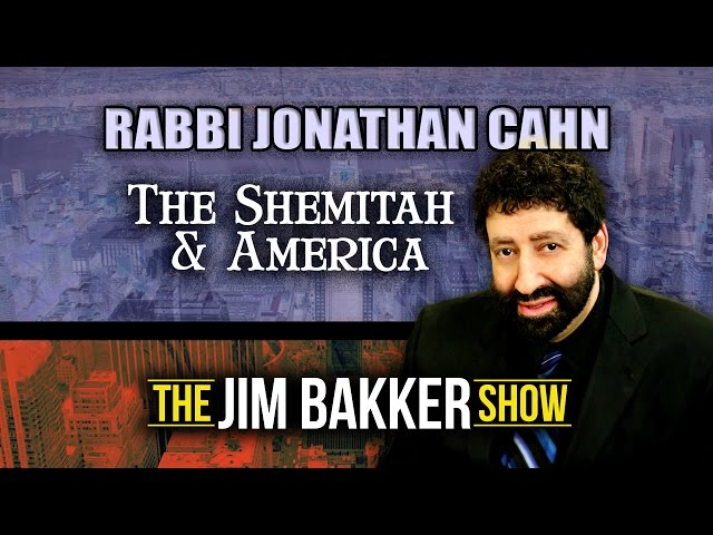 Rabbi Cahn - The Shemitah and America