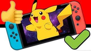 5 Reasons Pokémon Switch Might Be the Best Pokémon Games Ever