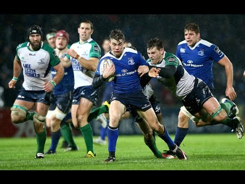 Leinster v Connacht  Highlights – GUINNESS PRO12 2015/16