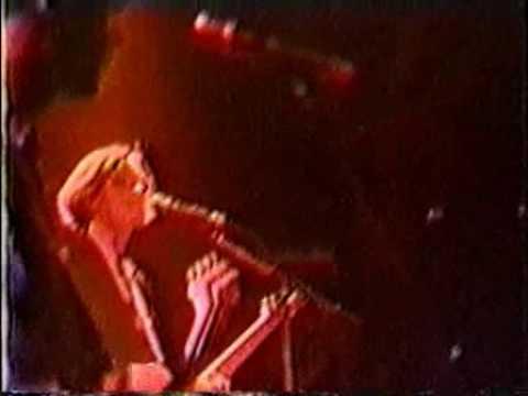 Slowdive - When The Sun Hits live Toronto 1994