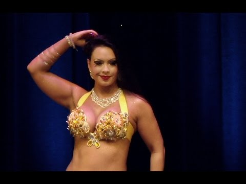 Suraiya - drum Solo Summer Bellydance Festival 2013 video