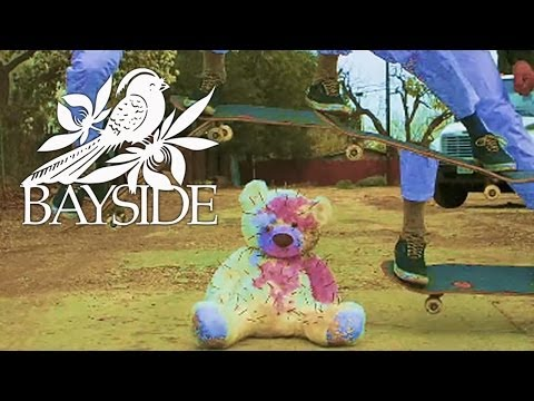 Bayside - Time Has Come (Official Music Video)