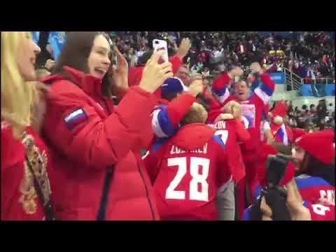Жены хоккеистов. Самое трогательное видео финала