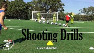 Basic Shooting Drills Part 1 - Joner 1on1