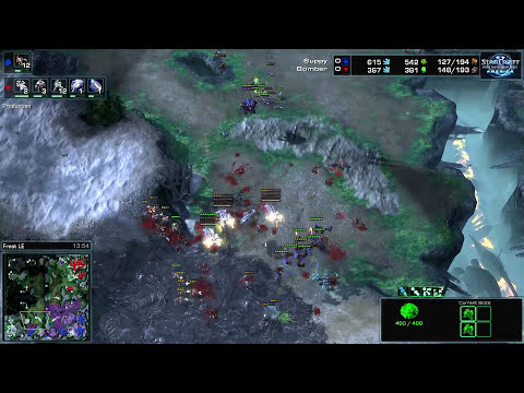 WCS America 2014 Ro32 Group D M2 Bomber vs Jaedong Game 1