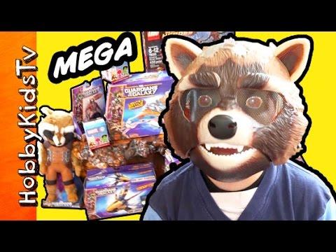 MEGA Guardians of the Galaxy Box Open! Funko Sci-Fi Blind Box Marvel Comic by HobbyKidsTV