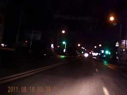 Нападение на таксиста. Уфа 29.08.2013, 3 часа ночи