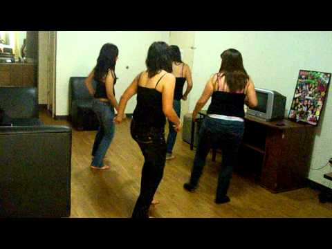 Danza Kuduro Choreography-TAMUKS Chicas Latinas Music Videos