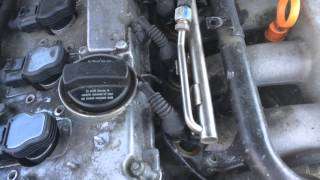 Audi A4 Coil Pack Failure Test