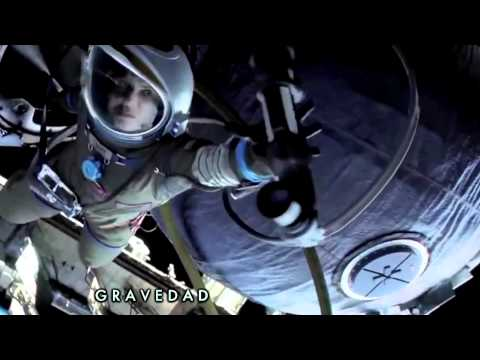 As� se film� Gravedad (Gravity)