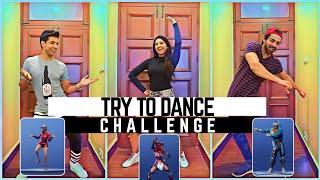 Try To Dance Challenge | Rimorav Vlogs