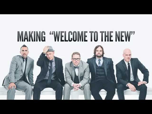 """MercyMe - Making of the Album """"Welcome To The New"""""""