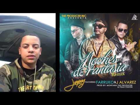 J Alvarez Noches de Fantasia Remix Previo