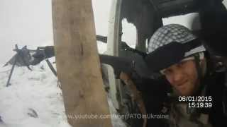 Fighting cyborgs for the weather station Ukraine soldiers News Бой Киборгов за метеостанцию