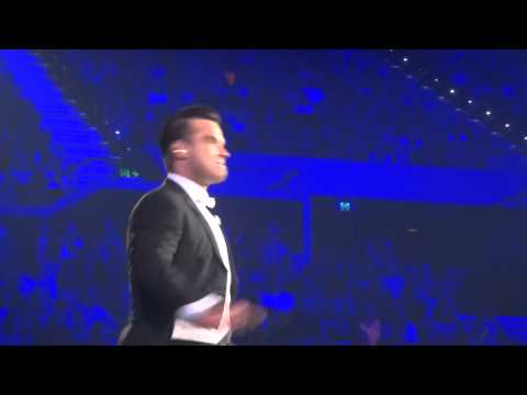 Robbie Williams - Swing Supreme (FRONT ROW) - 22-Sept-14 Brisbane HD