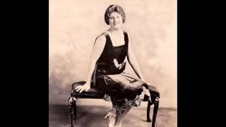 American Soprano Mary Lewis  ~  Little Grey Home in the West (1926)
