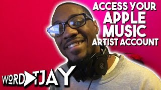 How to Make an Apple Music Artist Account