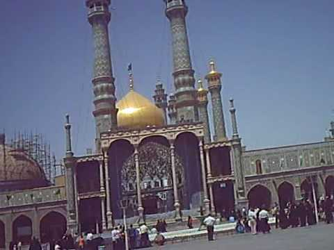 Roza(Shrine) Bibi Fatima as. Masoom e Qumm,Iran-4