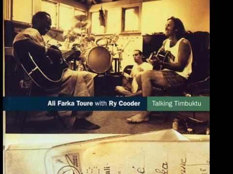 Ali Farka Toure&Ry Cooder - Talking Timbuktu - 10 - Diaraby