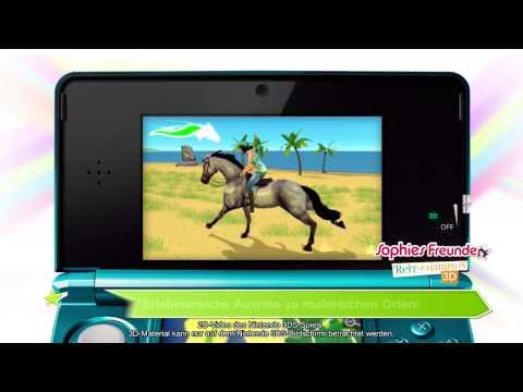 Sophies Freunde - Reit-Champion 3D - Launch Trailer [DE]