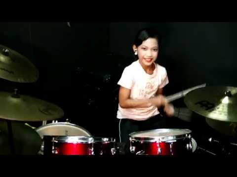 download lagu Wali - Ada Gajah Dibalik Batu - Drum Cover By Nur Amira Syahira gratis