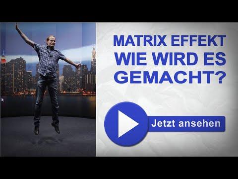 Matrix-Effekt Bullettime auf der Photokina | marcusfotos.de