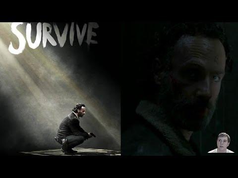 Season 5 Poster And Rick