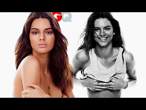 Kendall Jenner Goes Topless in Sexy Photoshoot