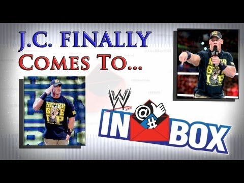 """WWE Inbox"" - J.C. Comes To Town"