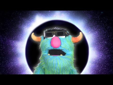 Solar Eclipse for Kids || Kids Astronomy || Science for Kids