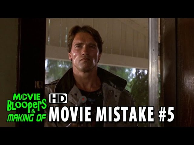 The Terminator (1984) movie mistake #5
