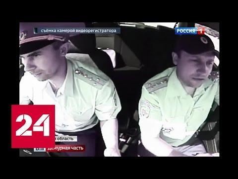 Страшная авария в Омске: водитель уходил от погони