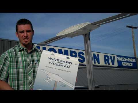 winegard wingman installation instructions