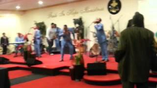 "Shawn Brown & Da Boyz  ""I Know A Man Name Jesus """