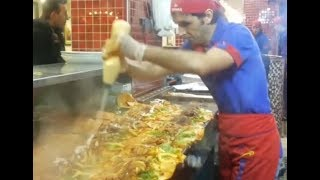Street Food 014 - Death by Meat! Street Food Cambodia, Street Food in Tashkent - Asia Street Food