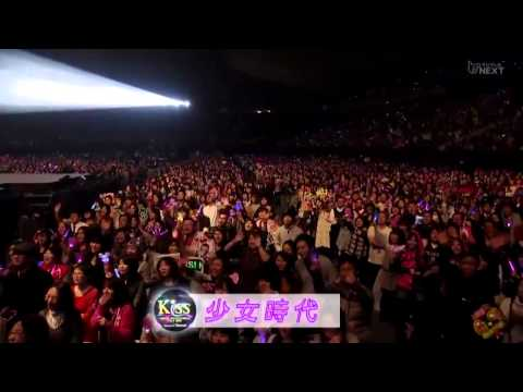 [hd] - Snsd - Hoot & The Boys (03 March, 2012) video