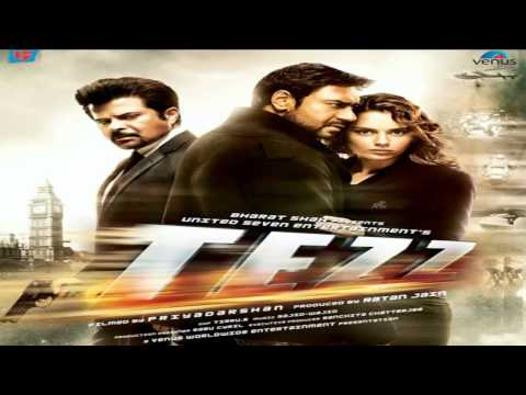Tere Bina Rahat Fateh Ali Khan Tezz Movie Song video