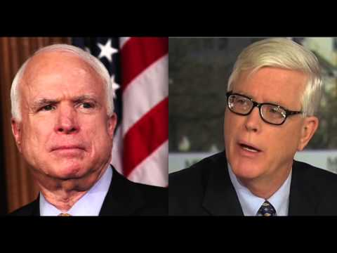 "Sen. McCain: ""John Kerry is delusional"""