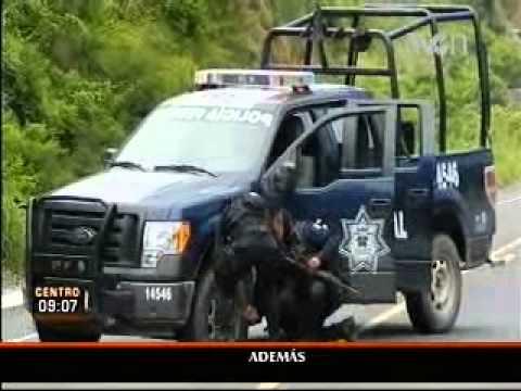 No cesa la violencia en Michoacán