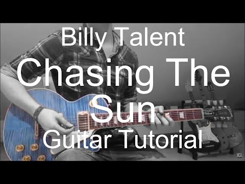 Billy Talent Chasing The Sun Talent Chasing The Sun