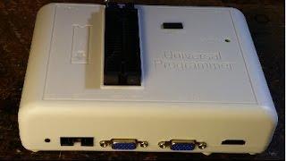 Программатор RT809H  (EC-MCU-NOR-Nand-EMMC)