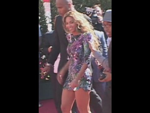 Beyonce Bet Awards 2009 2009 Bet Awards Red Carpet